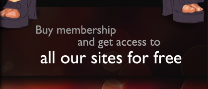 Get Access to all our sites with ONE PASS!